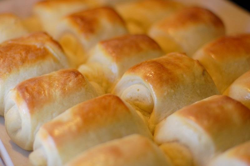 طريقة تحضير الخبز الملفوف