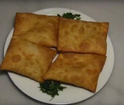 البرك التركية بالجبنة