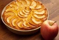 كيك التفاح سهل التحضير