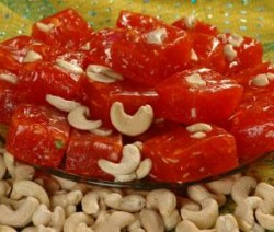 حلوى بومباى