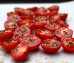 سلطة الطماطم