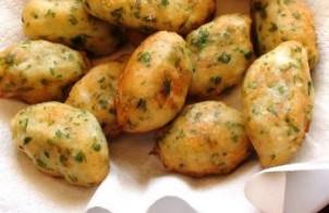 كروكيت البطاطس فى الفرن