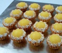 تارت الليمون بالمارنج